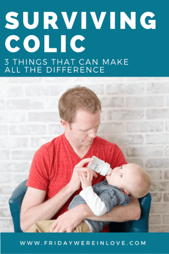 To The New Parents Who Feel Helpless: 3 Things That Made a Difference Surviving Colic