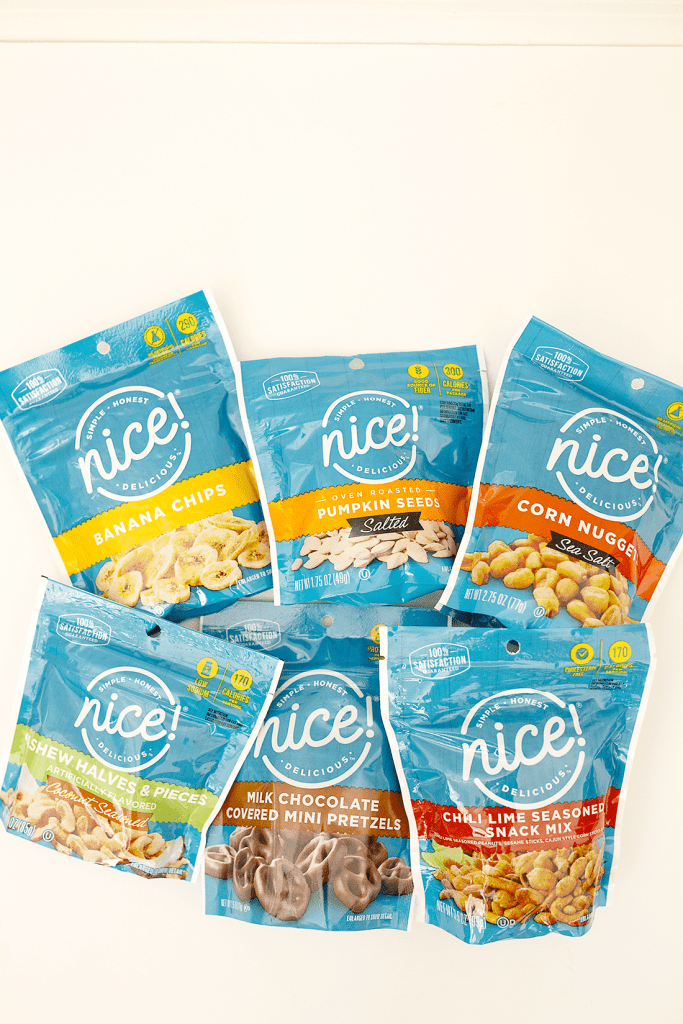 Healthy snack ideas that are easy to grab on-the-go!