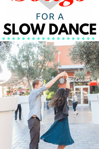Cute Love Songs You Can Slow Dance To