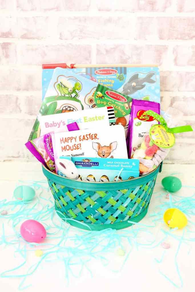 Easy and affordable toddler boy easter basket ideas friday we toddler boy easter basket ideas negle Image collections