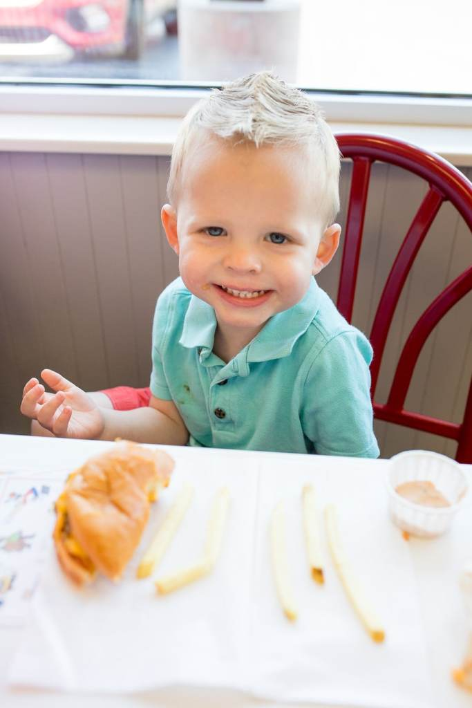 When your toddler is happy, everyone seems happy and things go so much smoother! Here are our tried and true 5 ways to make a happy toddler stay a happy toddler!