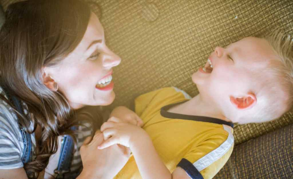 Why every mom should get professional pictures with their child