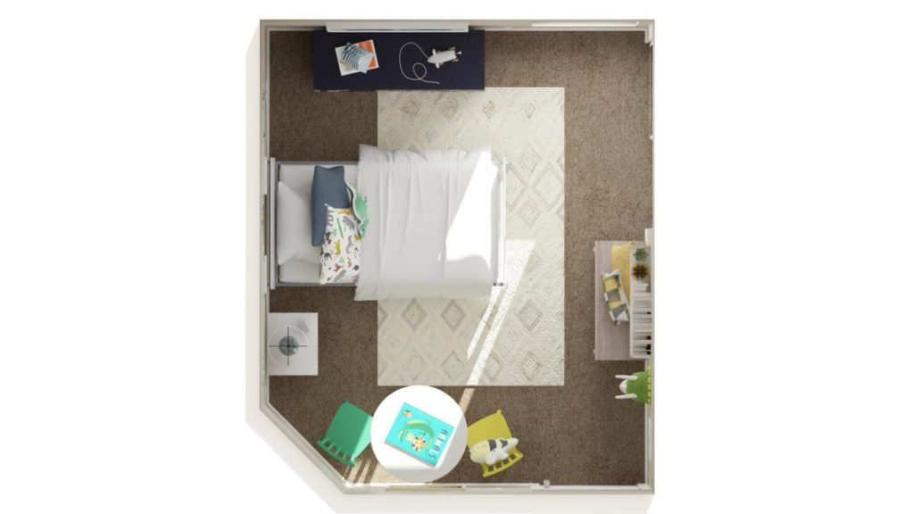 Kids room design: Little Boy Rooms: Final Design Needs and Decisions and our Modsy Design Review