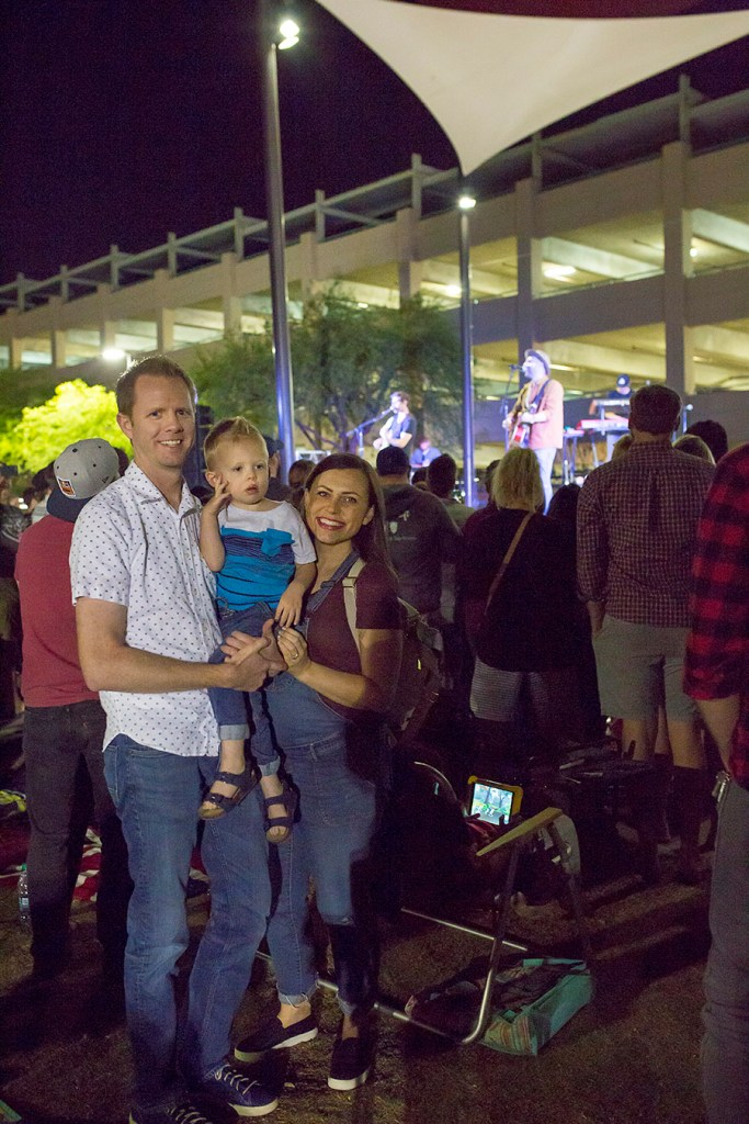 Battle of the Burbs concert