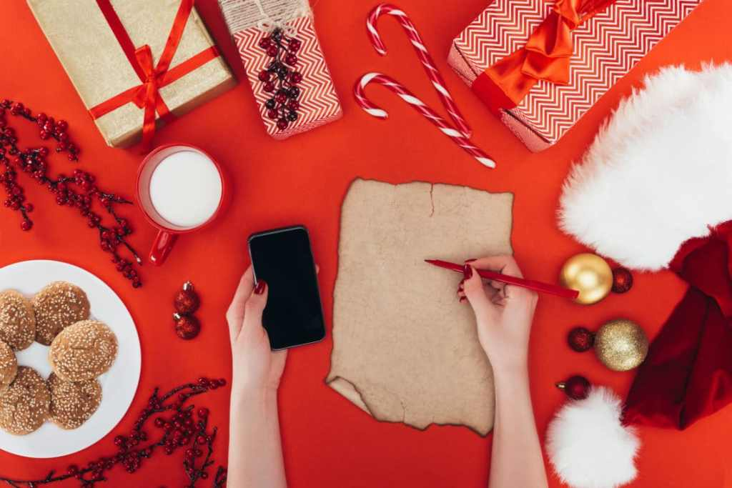 Christmas in July Christmas preparation checklist