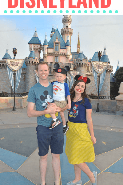 What to wear to Disneyland: Family Disney shirts, outfit ideas, tips for packing, and more!