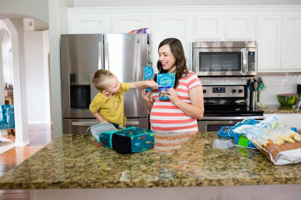Healthy Preschool Lunch Ideas