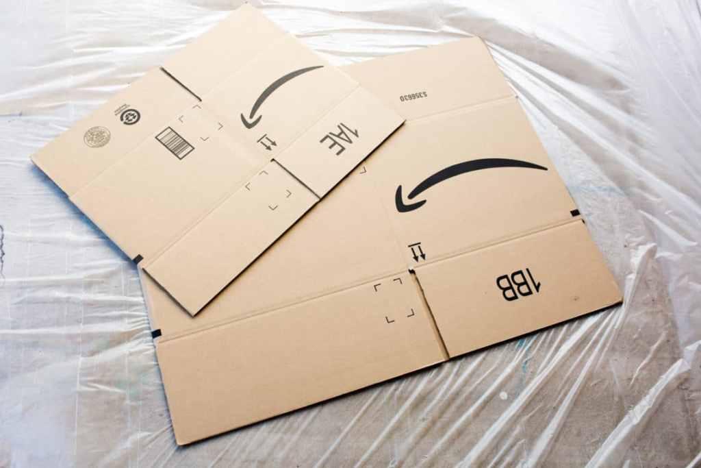 cardboard box robot costume