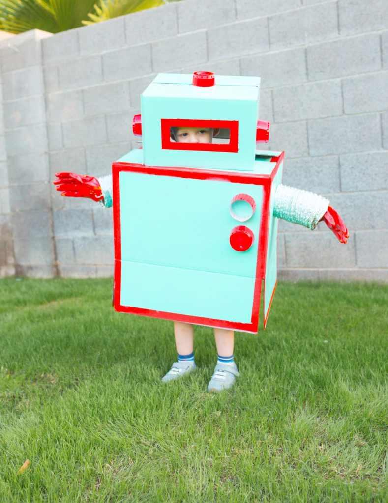 Vintage Robot Costume