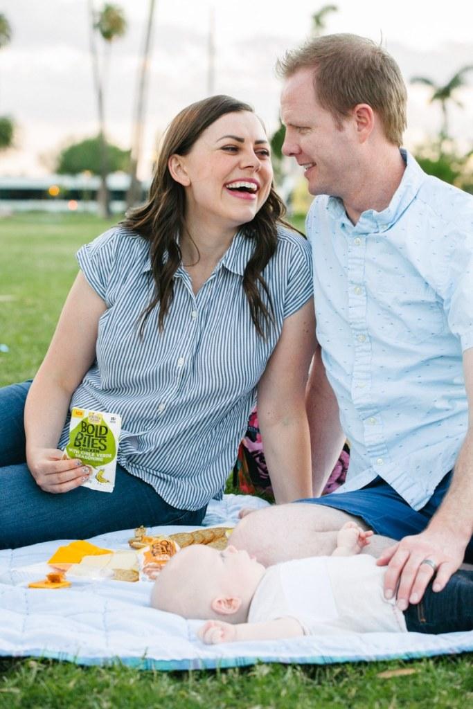 Easy family picnic