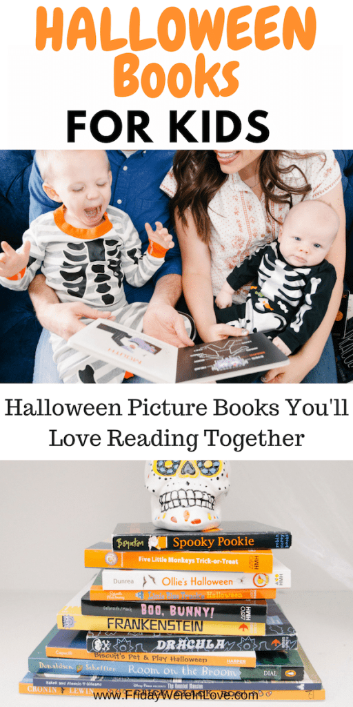 Halloween Books for Kids You'll all Love Reading Together!