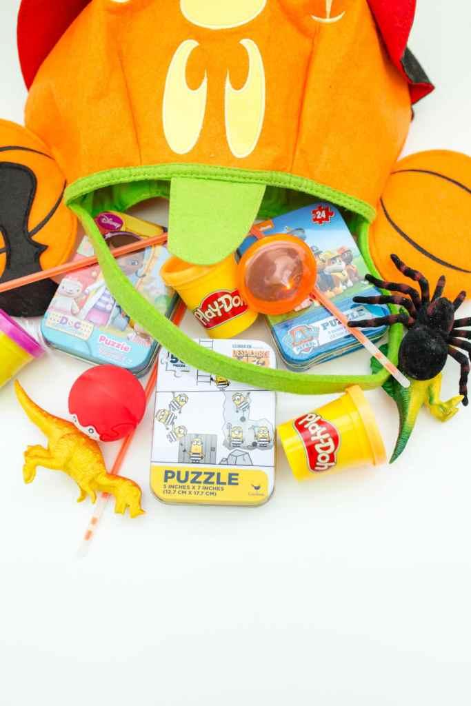 non food Halloween treat ideas