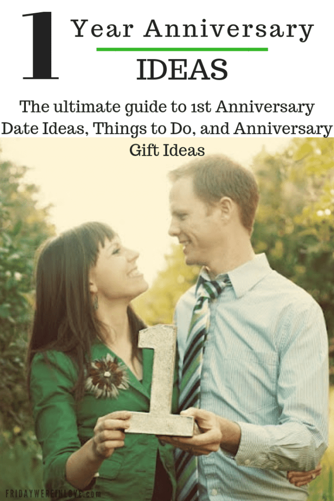1 Year Anniversary Ideas_ ultimate guide to your 1st anniversary