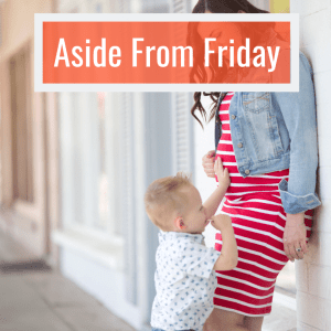 Aside From Friday: health and fitness, gift guides, tips and tricks, and more