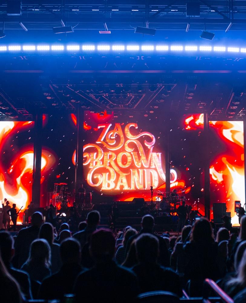 Zac Brown Band Tour