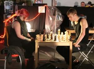 Schackmatch