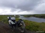 Zwischen Svartárvatn und Sellandafjall