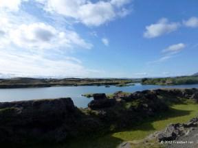 Seengebiet Mývatn