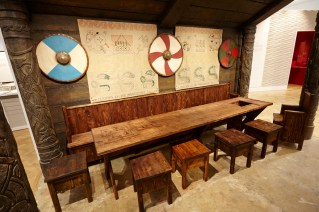 Anglo-Saxon Mead Hall Re-creation
