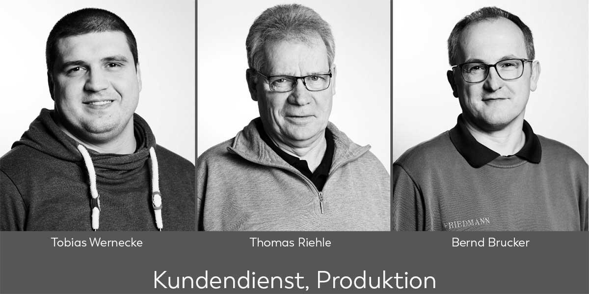 Friedmann Grossküchen GmbH Kundendienst Vorstellung