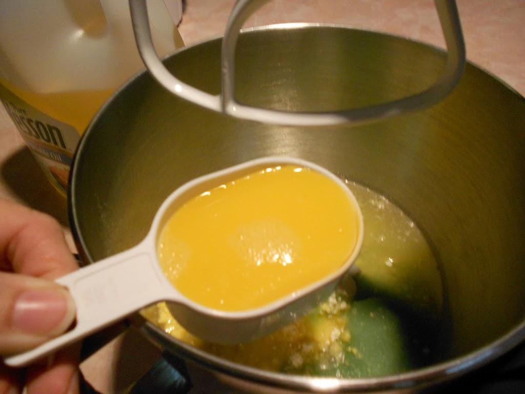 Key lime cake orange juice recipe