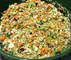 Healthy Veggie Salad Recipe