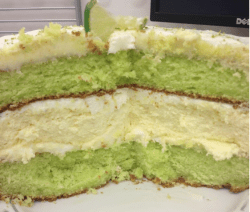 Key Lime Cheesecake Cake Recipe
