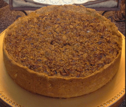 Deep Dish Pecan Pie Recipe