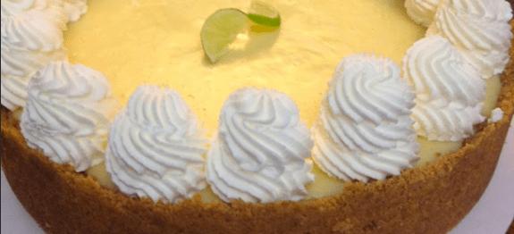Mile High Key Lime Pie Recipe