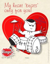 Fried Puppy Dog Discs' Valentine's Day Collection 2014 • Rex Morgan BC (Ringo Mortiss)