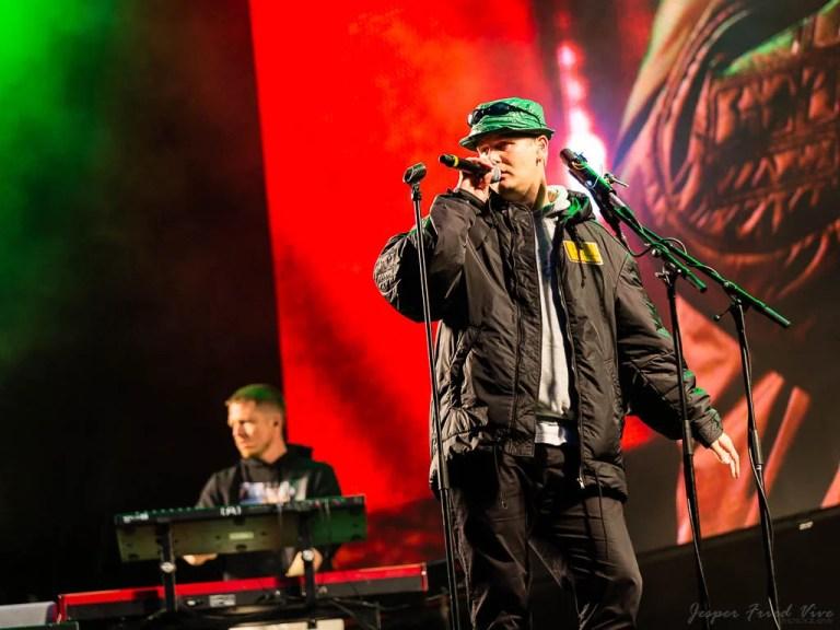Phlake Drive in koncert. Fotograf Jesper Fried Vive, Odense
