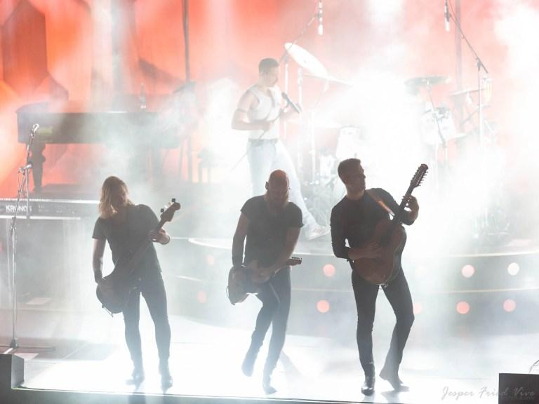 Queen Machine // Jyske Bank Arena