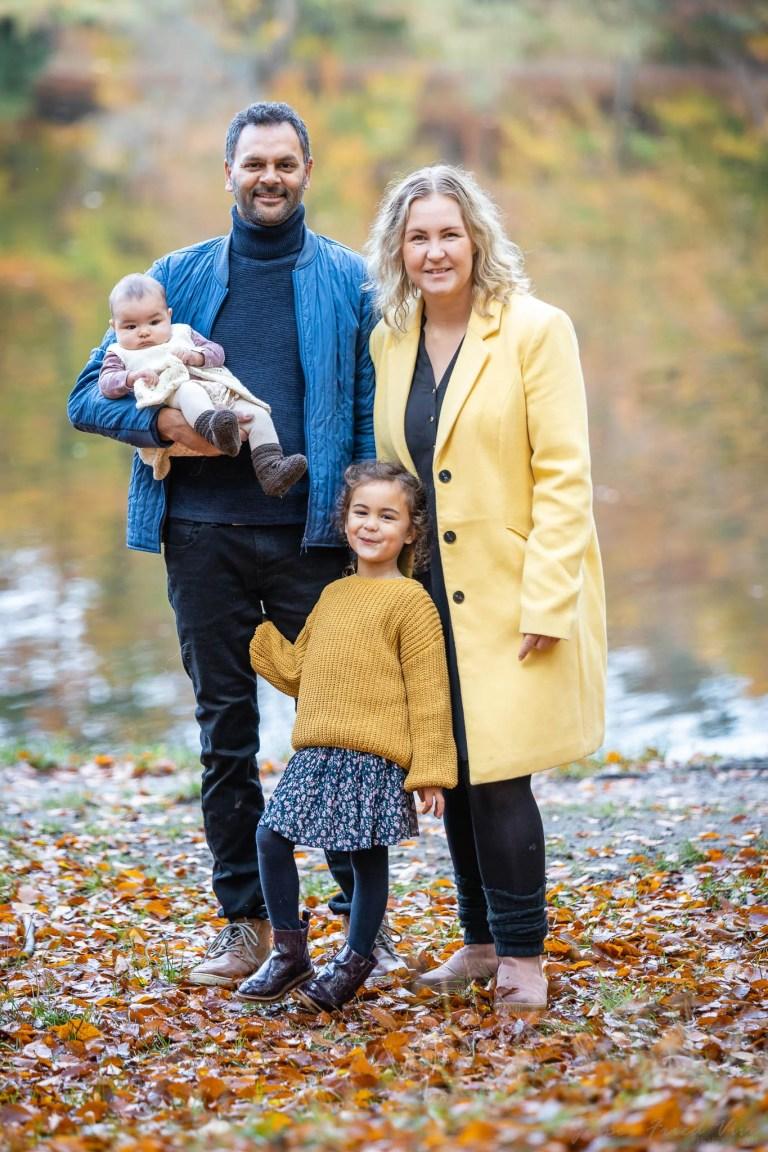 Familie fotografering i Odense