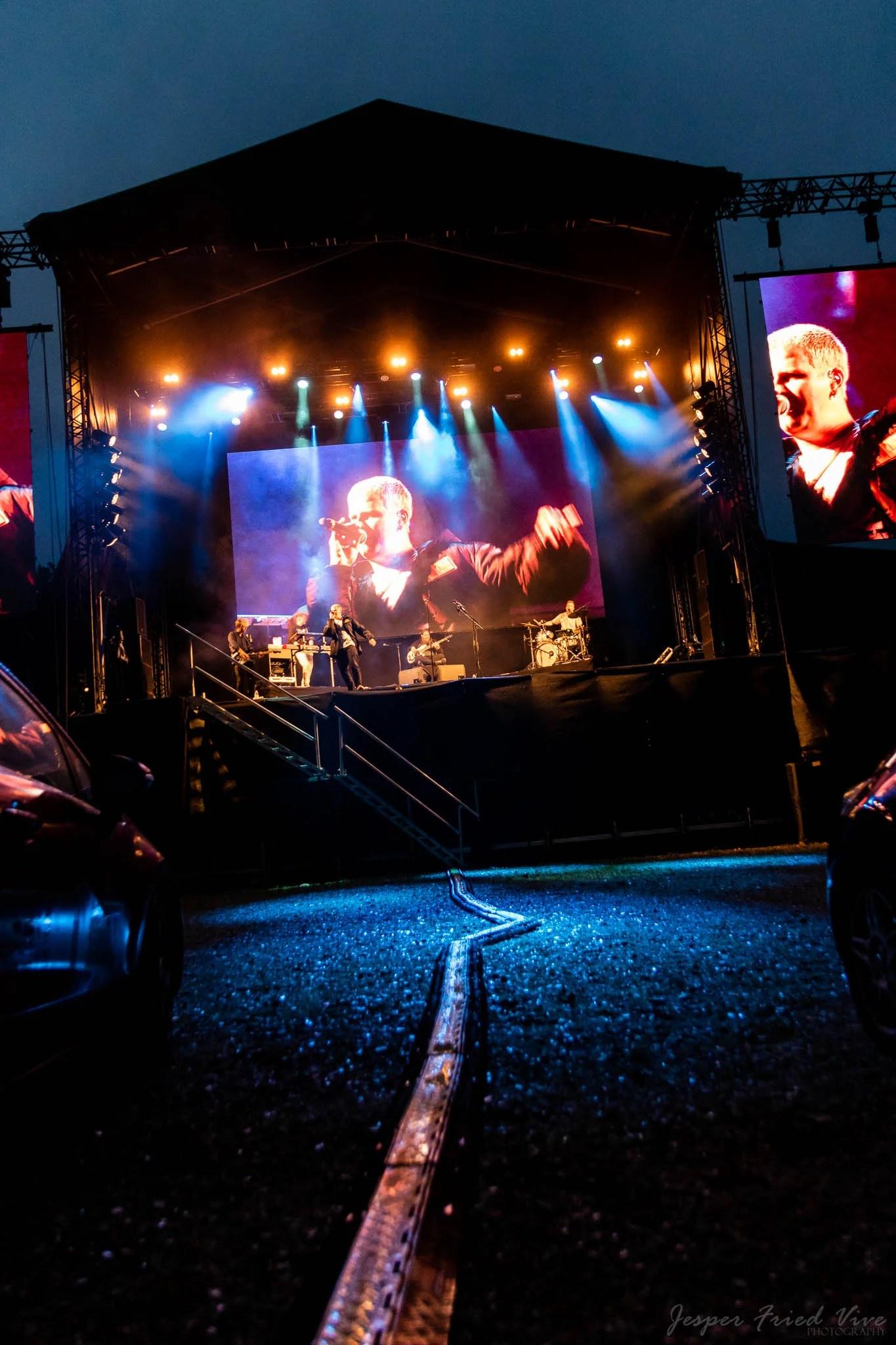 Phlake // Drive in koncert i Odense