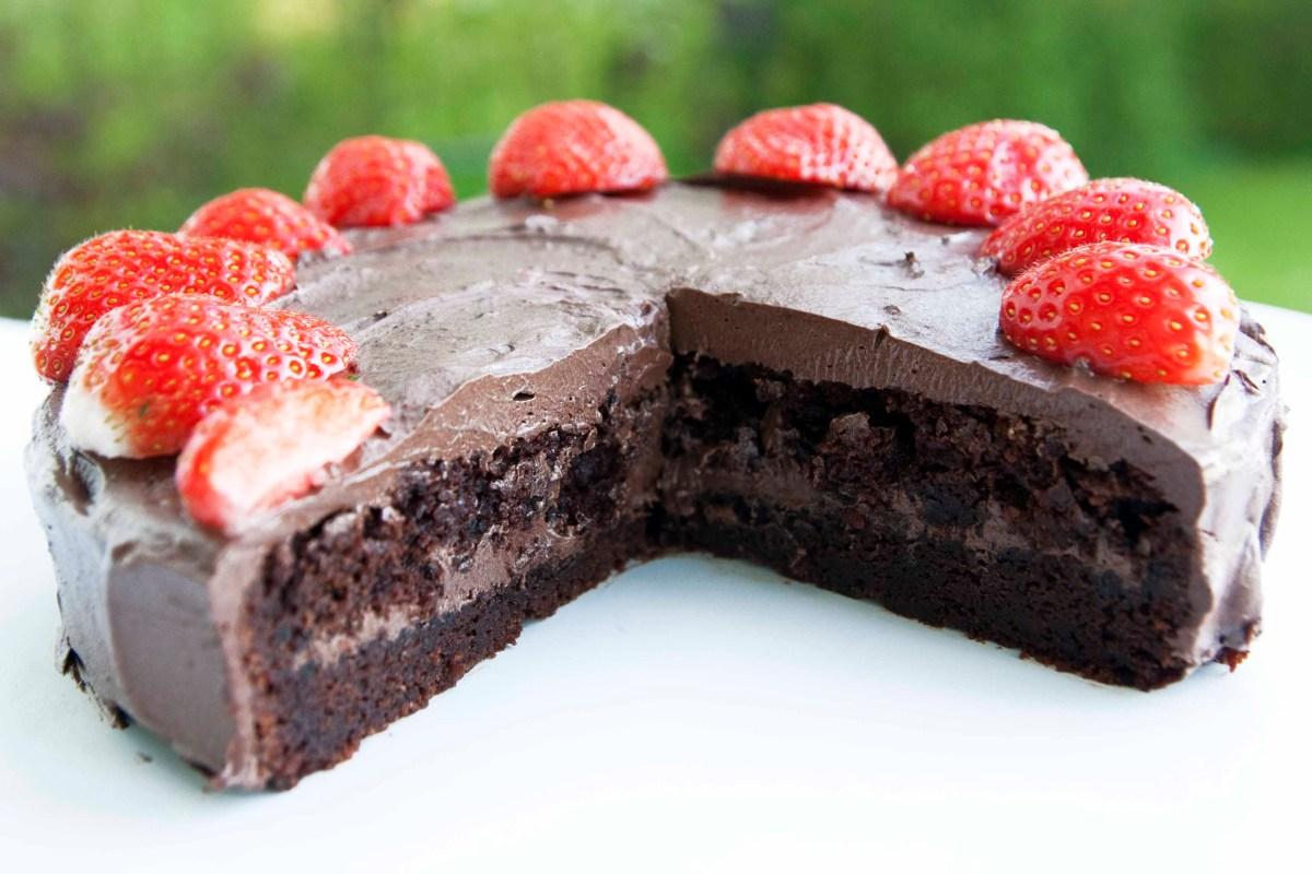Marens sjokoladekake