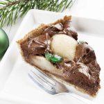 Pærepai – festfin kake uten egg og gluten