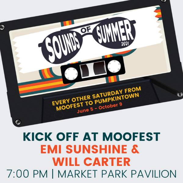 Sounds of Summer Free Concert Series