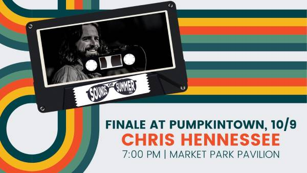 Sounds of Summer Music Festival - Chris Hennessee