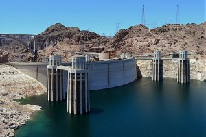 Hoover Dam and Boulder City, NV