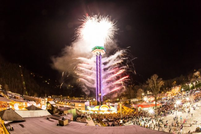 How To Spend New Years in The Smokies