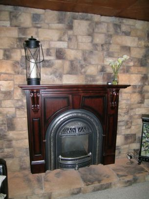 Valor Gas Fireplace Windsor Arch