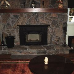 Wood Fireplace Insert (Vermont Castings Montpelier)