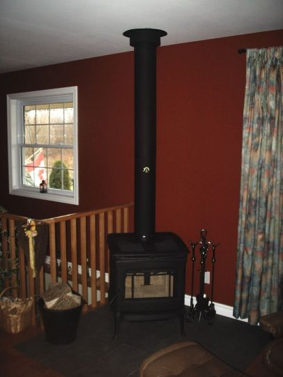 Pacific Energy Alderlea T5 Cast Iron Wood Stove by Friendly Fires.ca