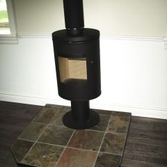 RAIS Morso Contemporary Wood Stove by Friendly Fires.ca