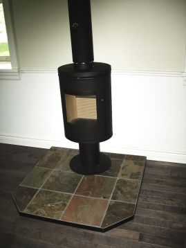 RAIS Morso Contemporary Wood Stove by Friendly Fires.ca