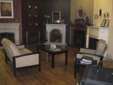 Kingston Gas Fireplaces 1