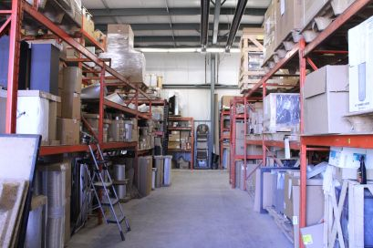 Peterborough Warehouse 2