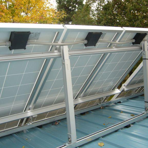 Solar Back Panel