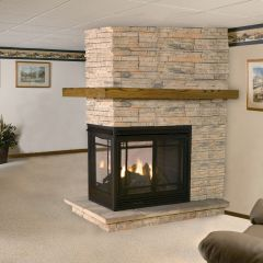 Kozy Heat Trimont Pier Fireplace by friendlyfires.ca