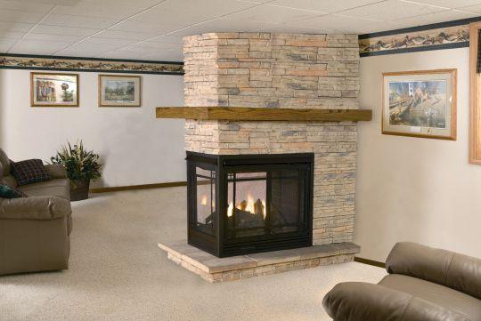 Kozy Heat Trimont Pier Fireplace by friendlyfires.ca